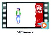 Catwalk, 5800 e-walk, EU+USA