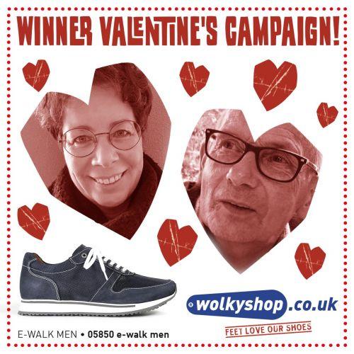 win wolky's voor jouw valentijn winnaar VZ18 e-walk UK