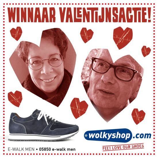 win wolky's voor jouw valentijn winnaar VZ18 e-walk NL