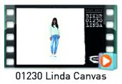 01230 Linda canvas