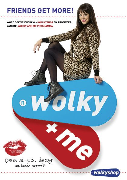 Wolky and me member Folder NL