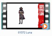 01572 Luna Catwalk Wolky frame