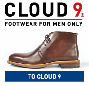 Cloud 9 shoes