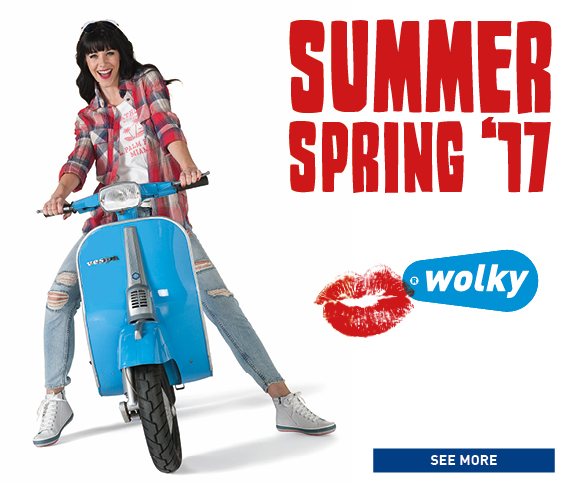 Wolky's Spring/Summer collection