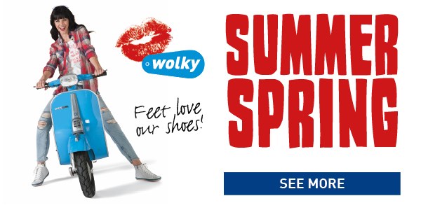 Wolky Spring/Summer collection 2017