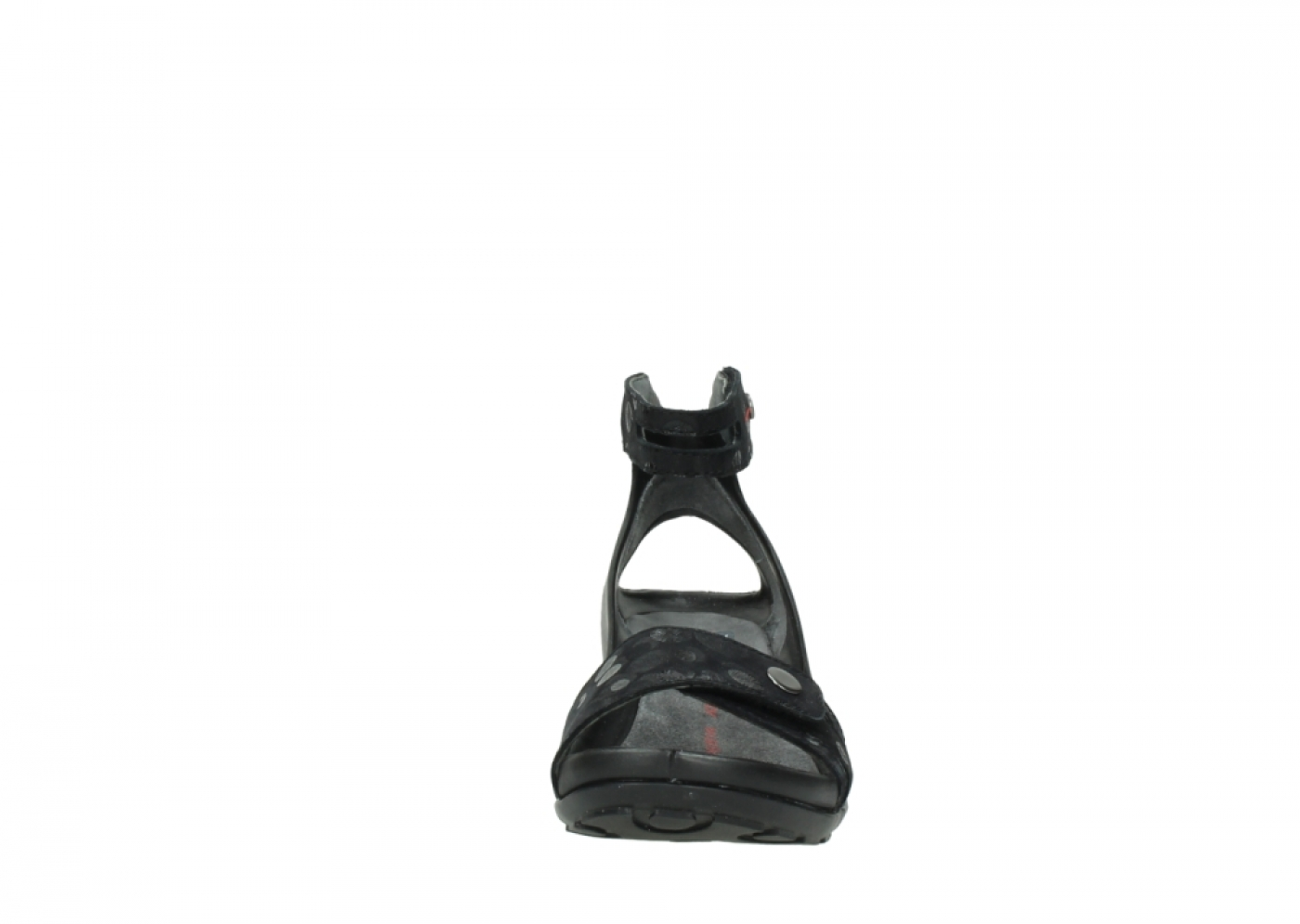 929218615b46 Wolky Shoes 01177 Za black nubuck order now! Biggest Wolky ...