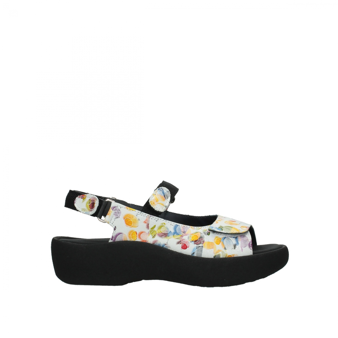 a689afbd6cd9e8 Wolky Shoes 03204 Jewel white multi nubuck order now! Biggest Wolky ...