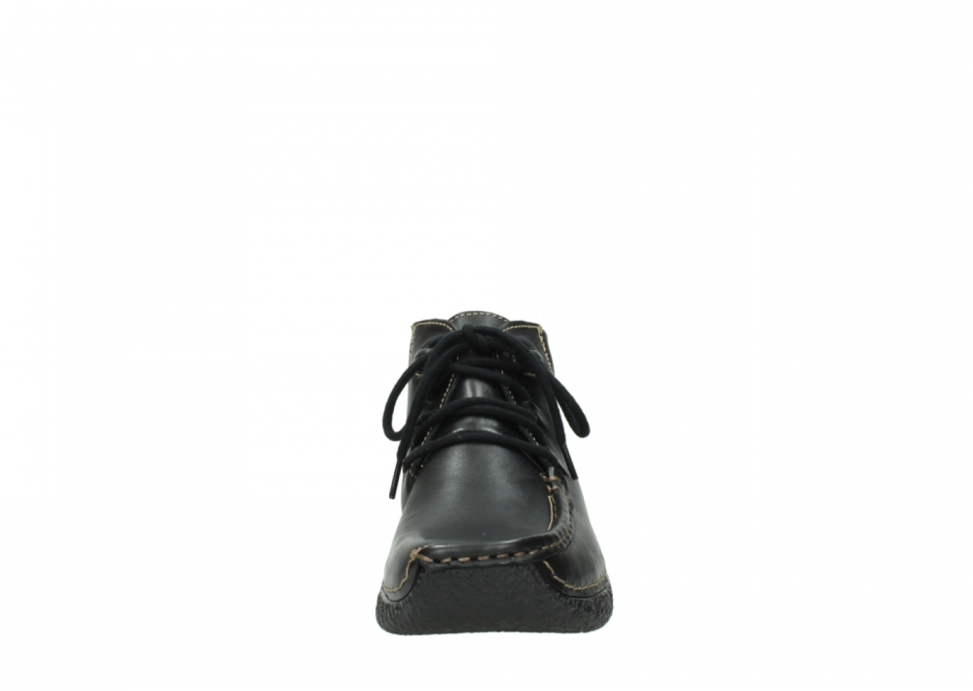 Black Seamy Biggest 06253 Now Order Wolky Moc Shoes Leather xgqIwwC4E