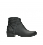 wolky ankle boots 00954 winchester wp 50002 black leather