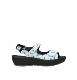wolky sandalen 03325 rio 92128 offwhite blue