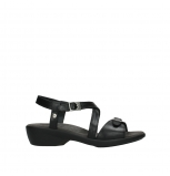 wolky sandalen 03850 torrens 30000 black leather