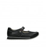 wolky mary janes 05801 e step 20009 black stretch leather