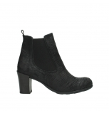 wolky bottines 07748 kelly 90002 cuir noir