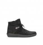 wolky bottines 08127 pharos 40211 suede anthracite