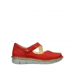 wolky mary janes 08389 cordoba 10500 red nubuck