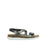 wolky sandalen 08480 sunstone 93200 grey leather
