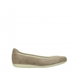 wolky ballet pumps 00110 tampa 20150 taupe leather