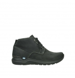 wolky ankle boots 06602 onani 11000 black nubuck