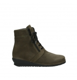 wolky lace up boots 07256 bakersfield 40155 taupe suede
