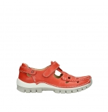 wolky mary janes 04703 move 30570 red summer leather
