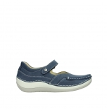 wolky mary janes 04804 elation 10820 denim blue nubuck