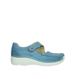 wolky mary janes 06247 roll fever 11856 baltic blue nubuck