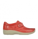 wolky mary janes 06280 seamy easy 30570 red summer leather