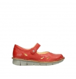 wolky mary janes 08393 neath 30500 red leather