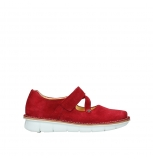 wolky mary janes 08398 venta 40571 red suede