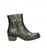 wolky bottines 00478 arriba 30203 cuir gris plomb