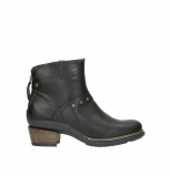 wolky bottines 00480 riva 50300 cuir marron