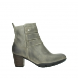 wolky ankle boots 03677 willmore 40151 taupe suede