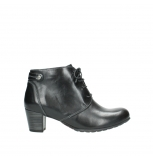 wolky bottines 03751 ball 30000 cuir noir