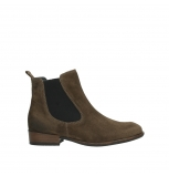 wolky ankle boots 04512 masala 40310 mid brown oiled suede