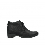 wolky bottines 07821 zircon 71000 cuir noir