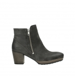 wolky ankle boots 08031 pantua 40210 anthracite oiled suede