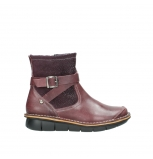 wolky ankle boots 8392 wales 551 burgundy oiled leather
