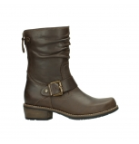 wolky mid calf boots 00572 lis 50152 taupe leather