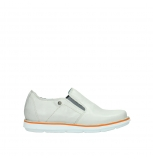wolky slipons 08476 flint 30120 off white leather
