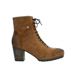 wolky boots 08027 stonehenge 40430 cognac suede