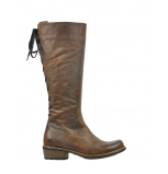 wolky long boots 00552 pardo 80430 cognac ascot leather