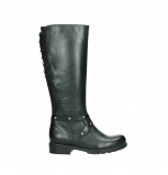 wolky long boots 04433 belmore 20000 black leather