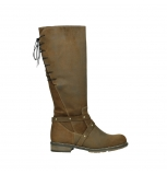 wolky high boots 04433 belmore 45410 tobacco suede