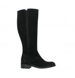 wolky long boots 04513 earl 40000 black suede