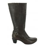 wolky high boots 07912 intrade 30220 smog leather