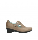 wolky escarpins 07652 indiana 80150 cuir taupe