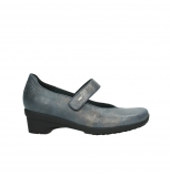 wolky court shoes 07656 virginia 80800 blue leather