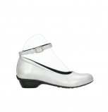 wolky court shoes 07952 monelli 90190 pearl metallic leather
