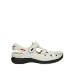 wolky sandalen 07201 rolling summer 30120 off white leather