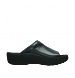 wolky sandals u 03201 nassau 30000 black leather